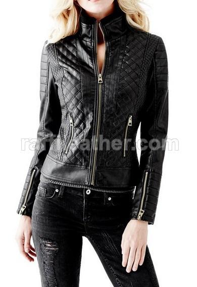 Gambar Jaket Kulit Untuk Wanita 33bf9f1614