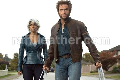 JAKET KULIT X-MEN THE LAST