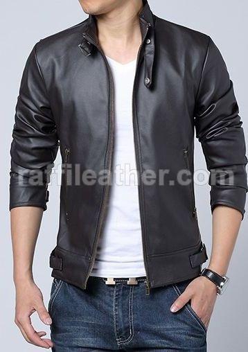 920+ Model Jaket Kulit Slim HD