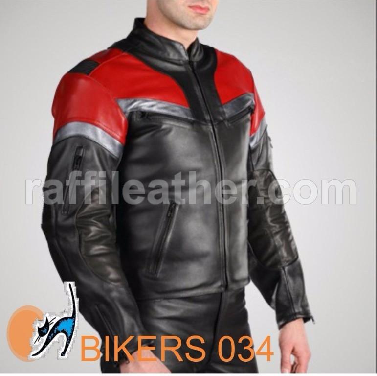 Jaket Kulit Bikers Motor » Jaket Kulit Bikers 034 • www.raffileather ... 5c72adaf07